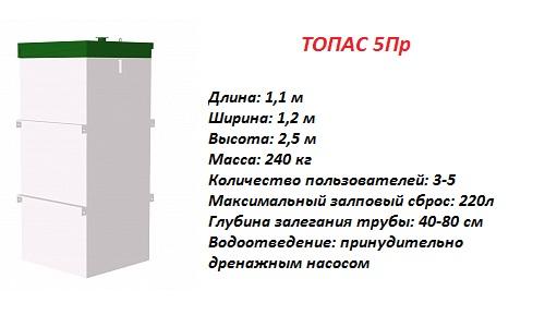 ТОПАС 5 ПР