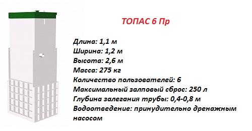 ТОПАС 6 ПР