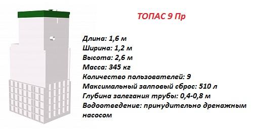 ТОПАС 9 ПР